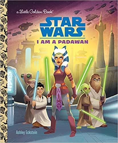 I Am a Padawan (Little Golden)