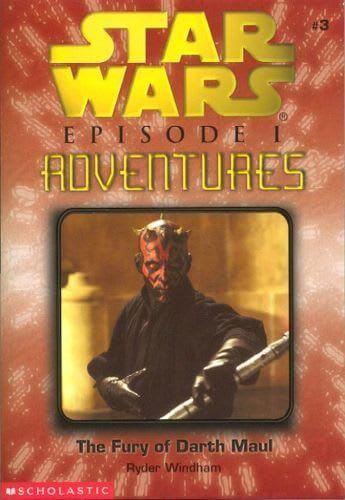 Episode I Adventures #3: The Fury of Darth Maul