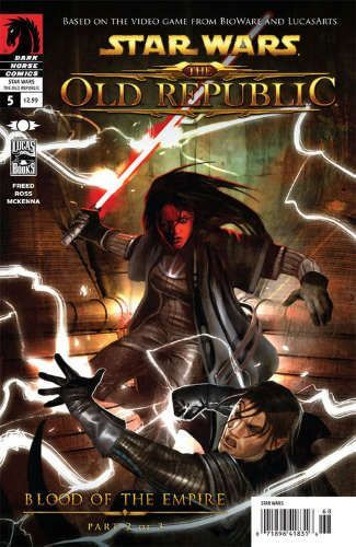 The Old Republic #5: Blood of the Empire, Part 2
