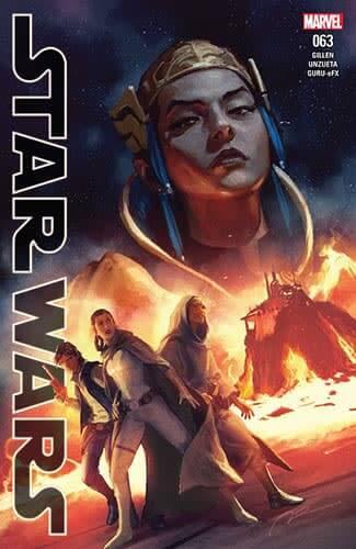 Star Wars (2015) #63: The Scourging Of Shu-Torun Part II