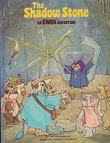 The Shadow Stone: An Ewok Adventure