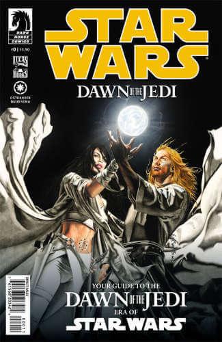 Dawn of the Jedi #0