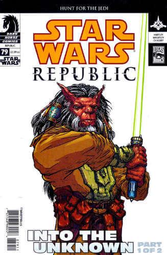 Republic #79: Into the Unknown, Part 1