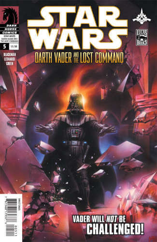 Darth Vader and the Lost Command #5