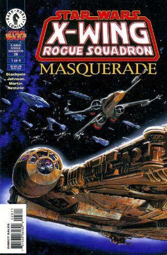 X-Wing Rogue Squadron #28: Masquerade, Part 1