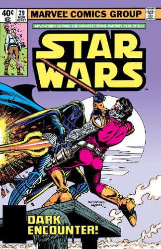 Star Wars (1977) #29: Dark Encounter