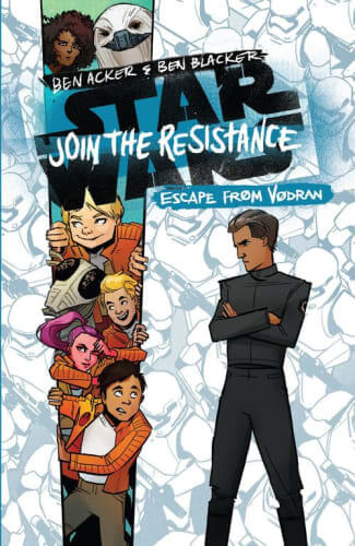 Join the Resistance: Escape from Vodran