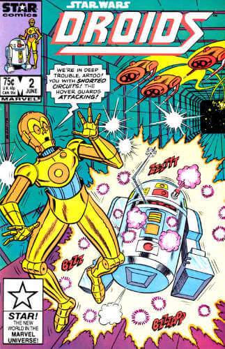 Star Wars Droids #2: The Ultimate Weapon