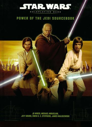 Star Wars Roleplaying Game: Power Of The Jedi Sourcebook