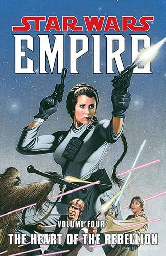 Empire Volume 4: The Heart Of The Rebellion