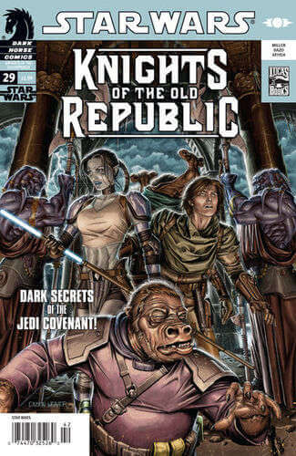 Knights of the Old Republic #29: Exalted, Part 1