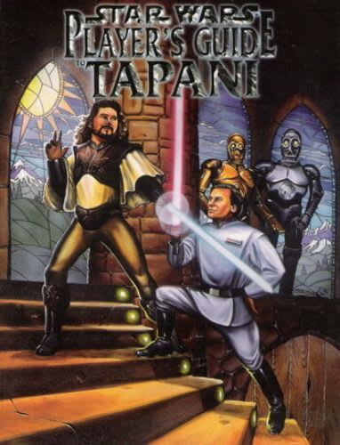Player's Guide to Tapani