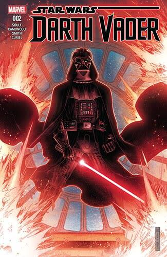 Darth Vader: Dark Lord of the Sith 02: The Chosen One, Part II