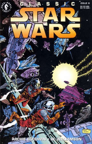 Classic Star Wars #06: Deadly Reunion