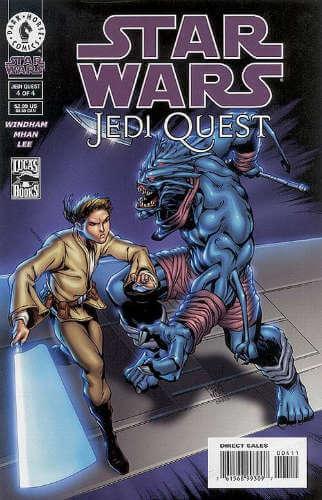 Jedi Quest #4