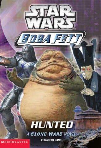 Boba Fett #4: Hunted