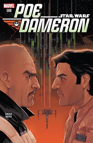 Poe Dameron 08: The Gathering Storm, Part I