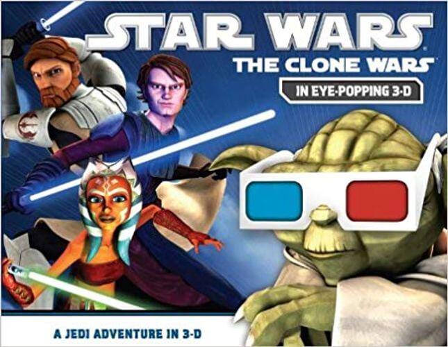 The Clone Wars: A Jedi Adventure in 3D