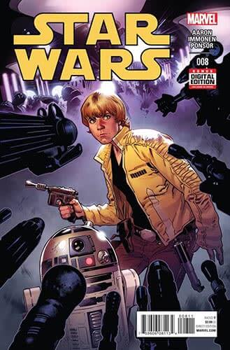 Star Wars (2015) #08: Showdown on the Smuggler's Moon, Part I