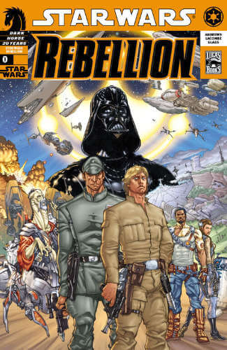 Rebellion #0: Crossroads