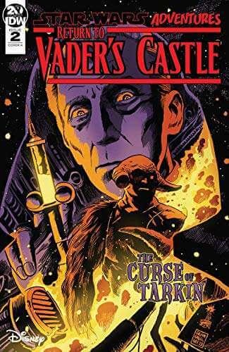 Star Wars Adventures: Return to Vader's Castle #2: The Curse of Tarkin