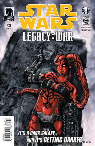 Legacy: War #3