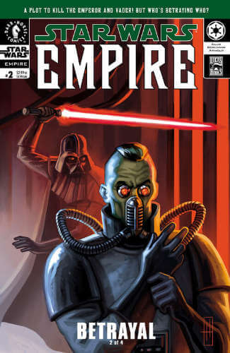 Empire #02: Betrayal, Part 2