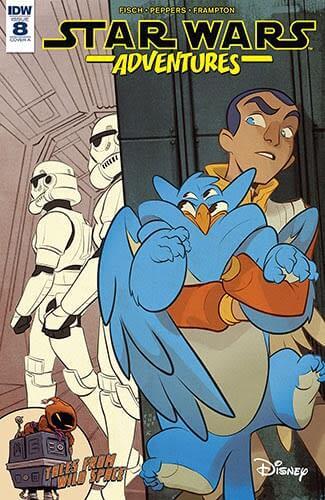 Star Wars Adventures (2017) #08