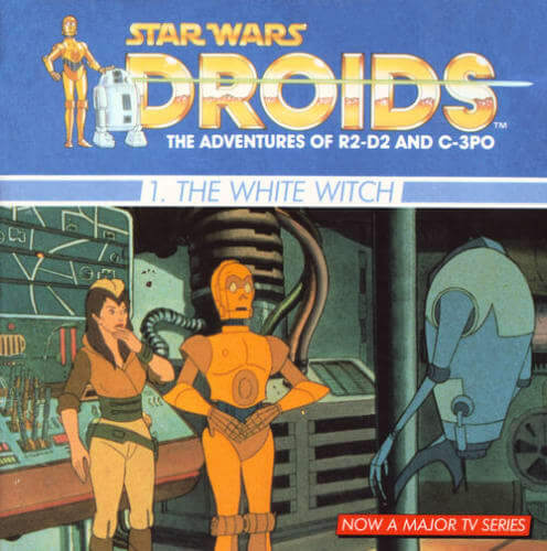 Droids: The White Witch (Adaptation)