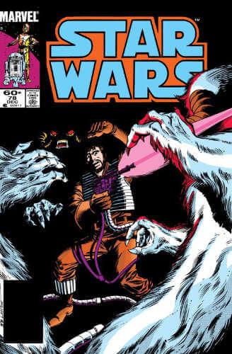Star Wars (1977) #78: Hoth Stuff!