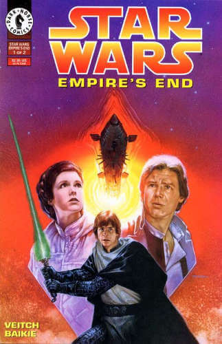 Empire's End #1: Triumph of the Empire