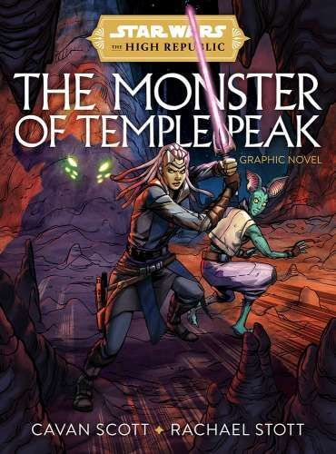 The High Republic: The Monster Of Temple Peak