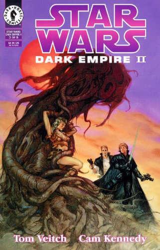 Dark Empire II #3: World of the Ancient Sith