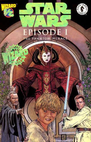 Episode I: The Phantom Menace ½
