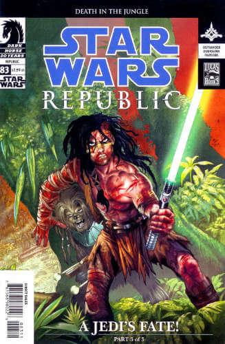 Republic #83: Hidden Enemy, Part 3