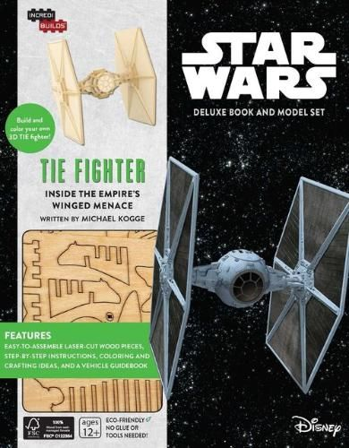 TIE Fighter Deluxe Book and Model Set