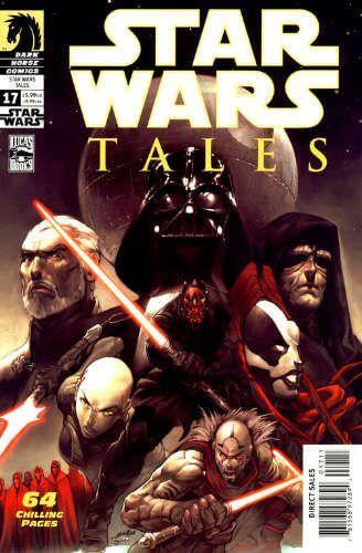 Star Wars Tales #17
