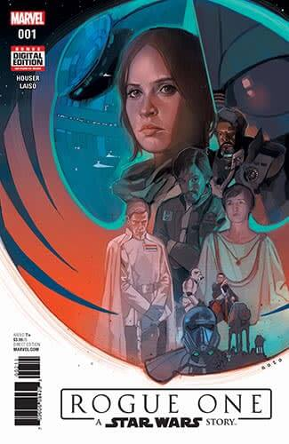Rogue One: A Star Wars Story Adaptation #1