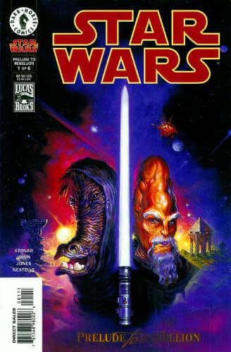 Republic #01: Prelude to Rebellion, Part 1