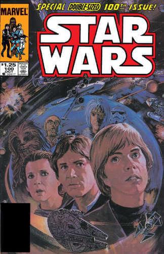 Star Wars (1977) #100: First Strike