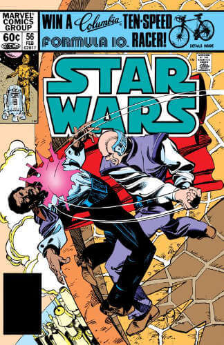 Star Wars (1977) #56: Coffin in the Clouds