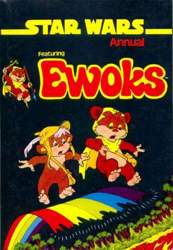 Ewoks Annual 1985