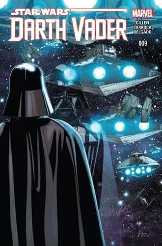 Darth Vader (2015) #09: Shadows and Secrets, Part III