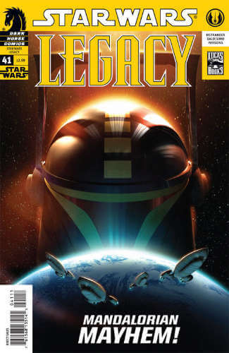Legacy #41: Rogue's End