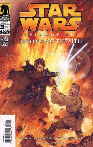 Episode III: Revenge of the Sith #4