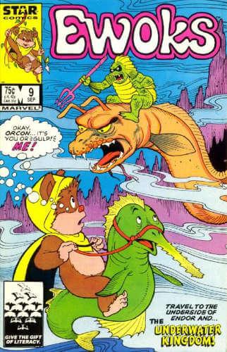 Ewoks #09: The Underwater Kingdom