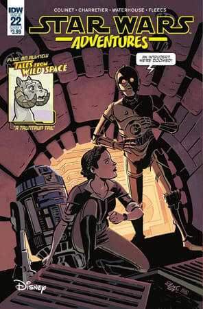 Star Wars Adventures (2017) #22