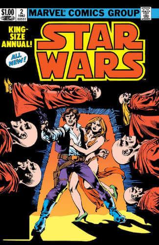 Star Wars (1977) Annual #2: Shadeshine!