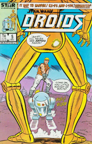 Star Wars Droids #5: Separated