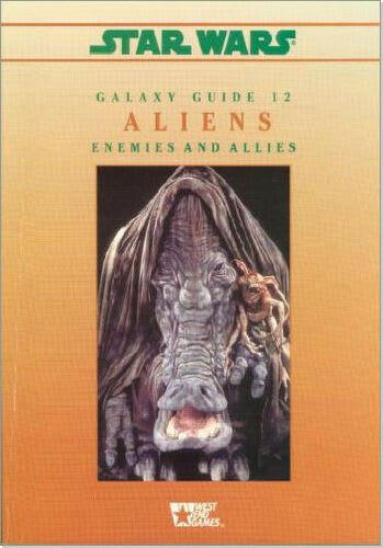 Galaxy Guide 12: Aliens, Enemies and Allies